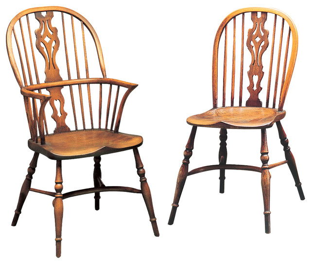 Traditional Windsor Chairs Traditional Dining Chairs  : traditional dining chairs from www.houzz.com size 640 x 542 jpeg 94kB