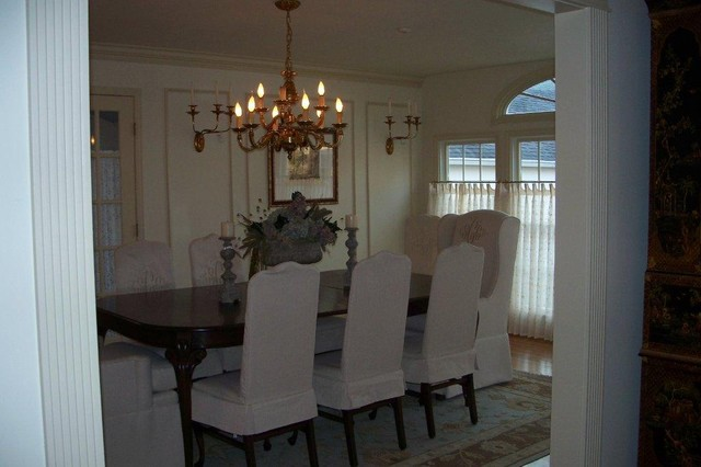 Traditional Home traditional-dining-room