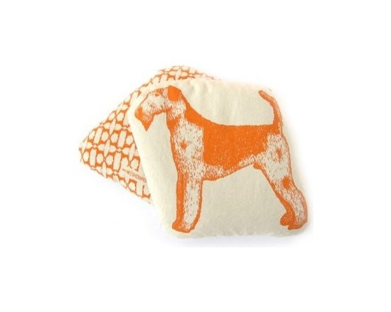 Jack 'Hot Dog' Hot Water Bottle -