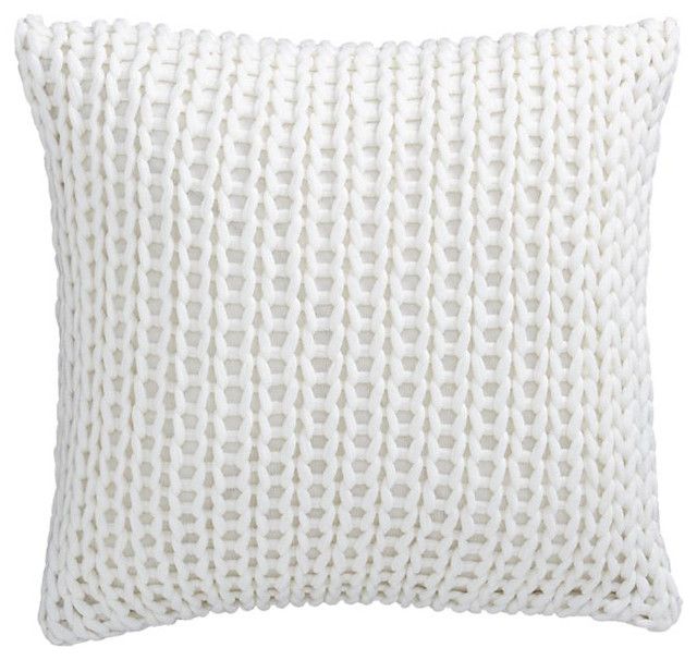 Holden Ivory Pillow traditional-decorative-pillows