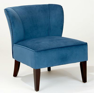 Peacock Quincy Chair contemporary chairs