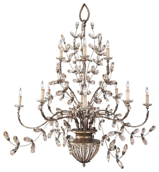 A Midsummer Nights Dream Chandelier, 175940ST traditional-chandeliers