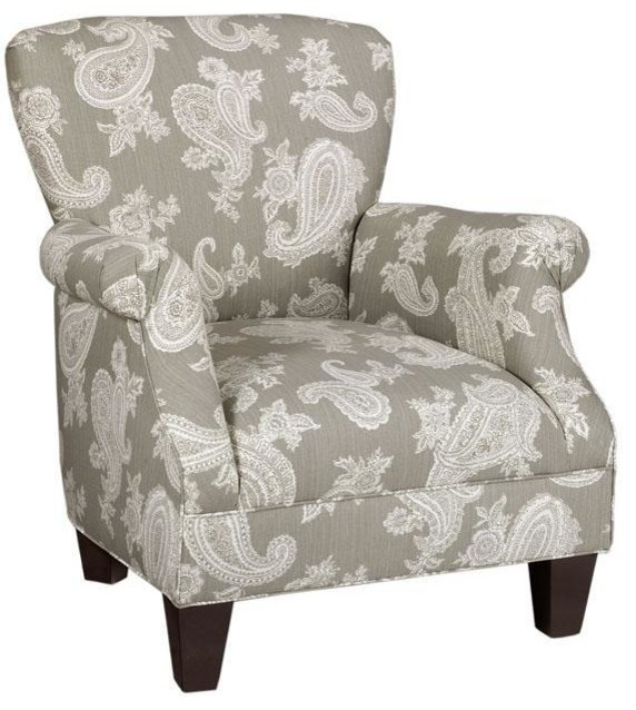 Custom Kenter Classic Chair traditional-accent-chairs