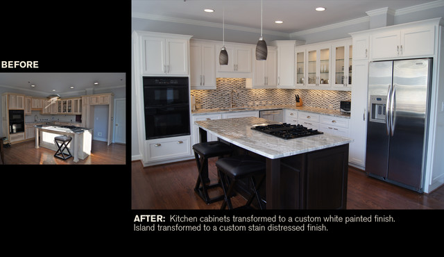 """CCFF """"Before & Afters"""" modern"""