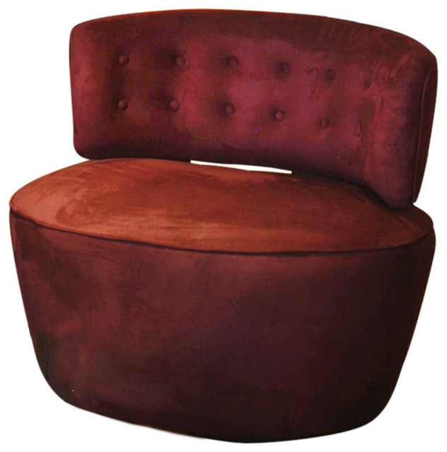 The Claret Club Chair modern-chairs