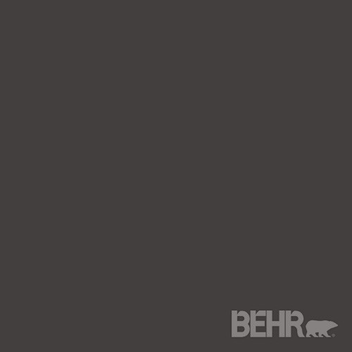 BEHR MARQUEE™ Paint Color Off Broadway MQ1-35 - Modern - Paint - by ...
