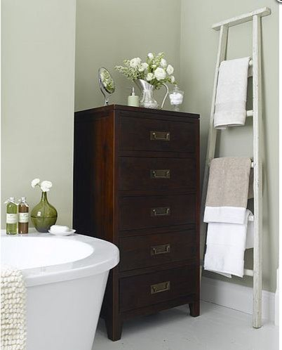 Chinese Ladder contemporary-towel-bars-and-hooks