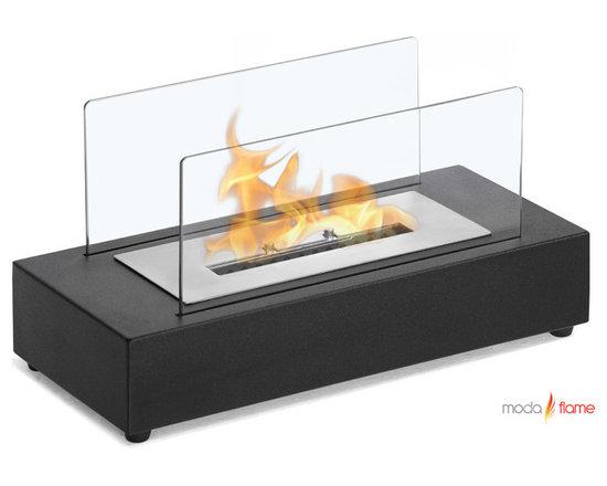 Moda Flame Rubi Table Top Ethanol Fireplace - Rubi Table Top Ethanol Fireplace