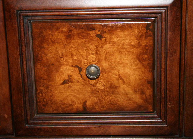 Wood & Furniture Finishes (Faux) - traditional - orange county