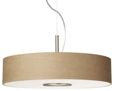 Roomstylers Drum Pendant No 37480 Contemporary