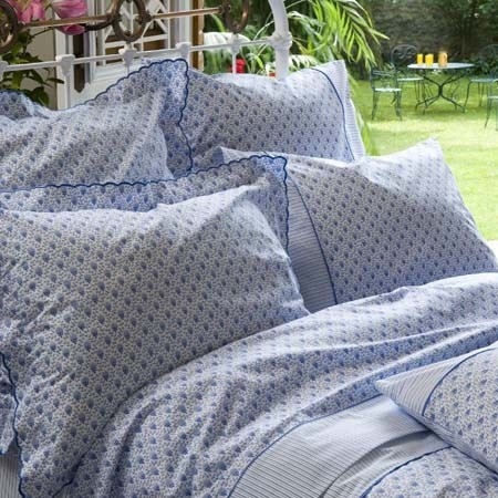 Traditional Bedding by Maison de Kristine