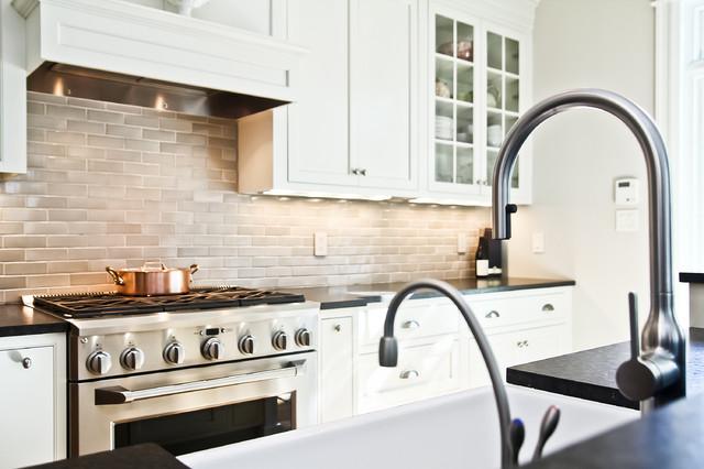 Washington DC Custom Remodel traditional-kitchen