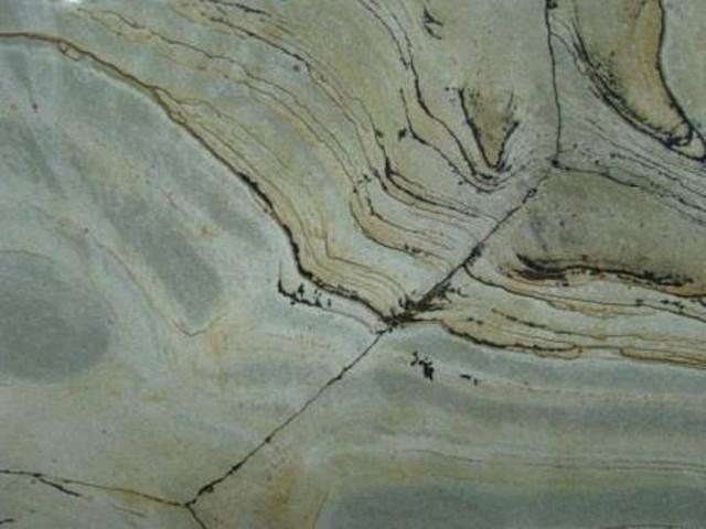 Wasabi Quartzite or Tortuga Slab