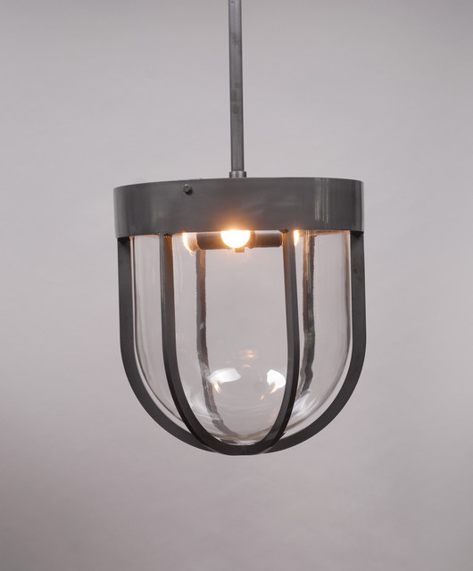 Factory Pendant by Darryl Carter traditional-pendant-lighting