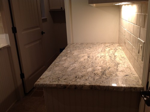 Granite Countertops Installers Near Me : NEW KITCHEN REMODEL -Clean Slate! New cabinets, granite counter tops ...