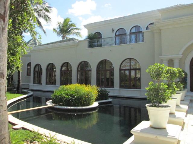 Caribbean Beachhouse contemporary-windows-and-doors