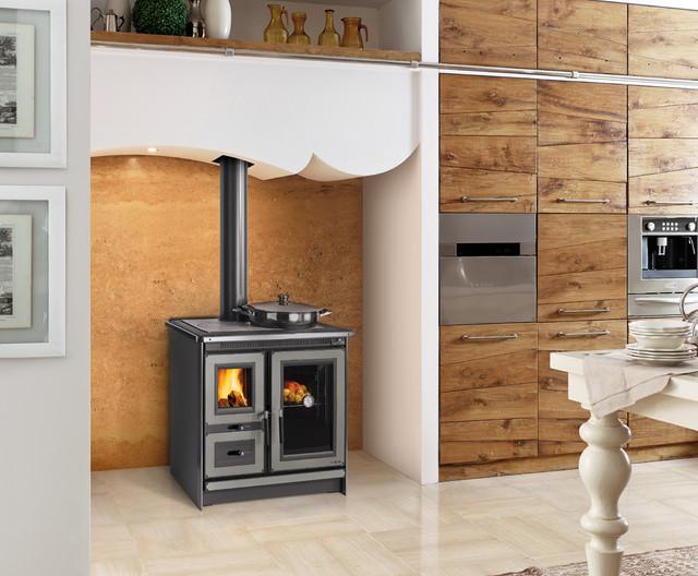la nordica wood cooking cook stove italy. Black Bedroom Furniture Sets. Home Design Ideas