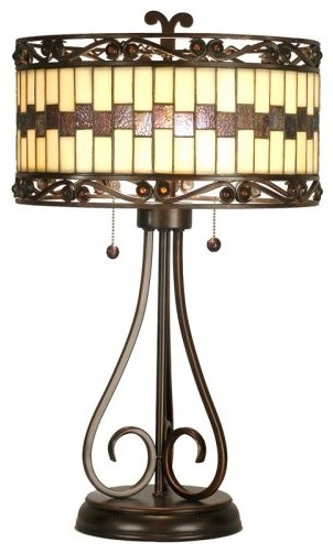 Dale Tiffany Giuseppe Table Lamp traditional table lamps
