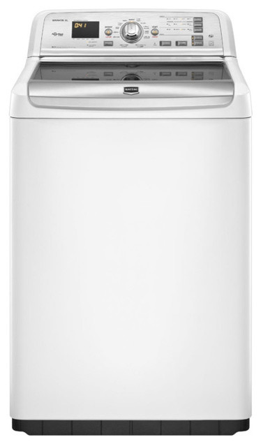 Maytag Bravos XL Top Load Powerwash System Washer - Contemporary - Washers - by Overstock.com