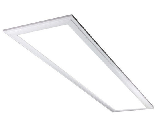 MaxLite - MaxLite MLFP14EP3635 Edge Lit LED Flat Panel, 3500K - MaxLite's Edge Lit LED Panels are ultra low profile, energy saving replacements for fluorescent fixtures - without the buzzing or flicker! This high quality performance series LED flat panel is fully dimmable and compatible with building controls, motion sensors, timers, and daylight harvesting systems.