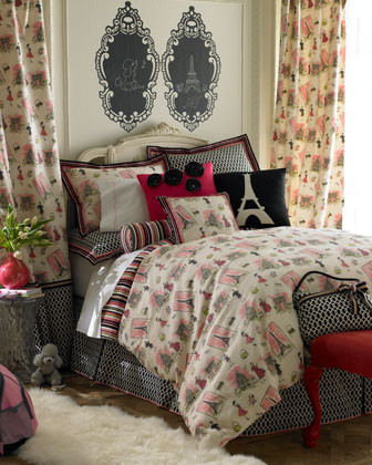 "Legacy Home - ""Tres Chic"" Bed Linens  traditional-bedding"