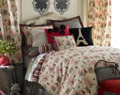 Legacy Home - Tres Chic Bed Linens  traditional bedding