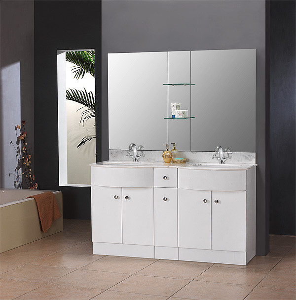 double vanity dlvrb 314 147 white bathroom vanities and sink consoles