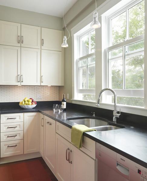 Warren Residence contemporary-kitchen