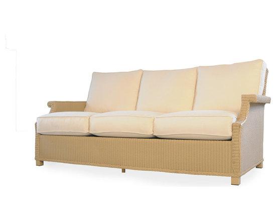 Lloyd Flanders Hamptons Sofa -