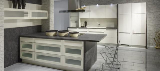 Lacquer white high gloss modern kitchen modern-kitchen-islands-and-kitchen-carts