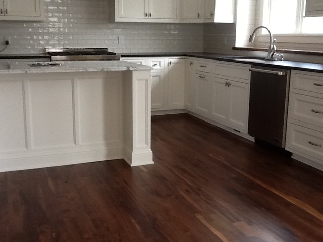 Walnut floors traditional hardwood flooring for Traditional flooring