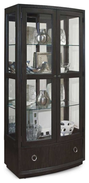 A.R.T. Optum Bunching Curio Cabinet - Transitional - Storage Units And Cabinets - by Carolina ...