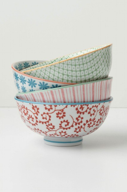 Inside Out Bowl modern dinnerware
