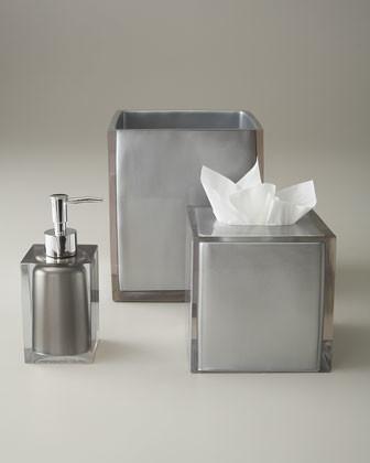 Pacific Coast Home Furnishings Moderna Wastebasket traditional-bathroom-sinks