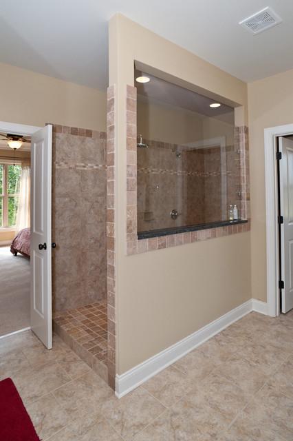 Signature Homes Master Bathroom at Southpointe Ridge bathroom