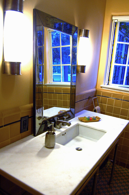 Period Remodels traditional-bathroom