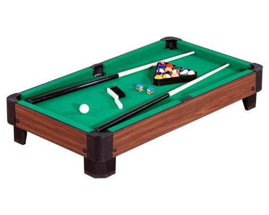 "40"" Tabletop Pool Table - -Great for dorm rooms, kids' rooms, and even on-the-go!"