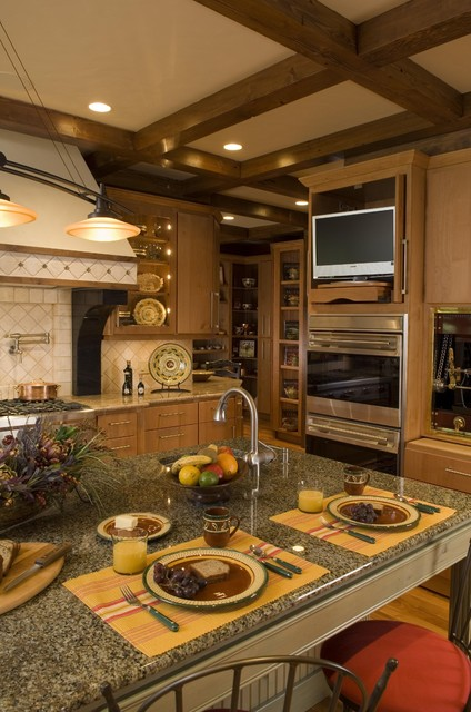 Kitchen traditional
