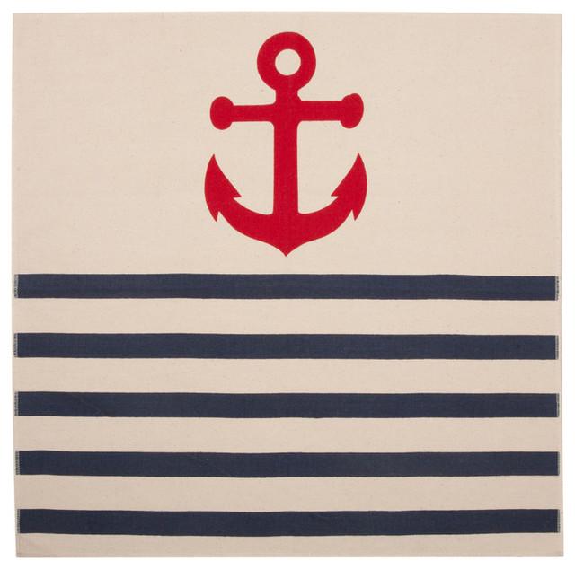 Thomas Paul Anchor Napkin modern-napkins