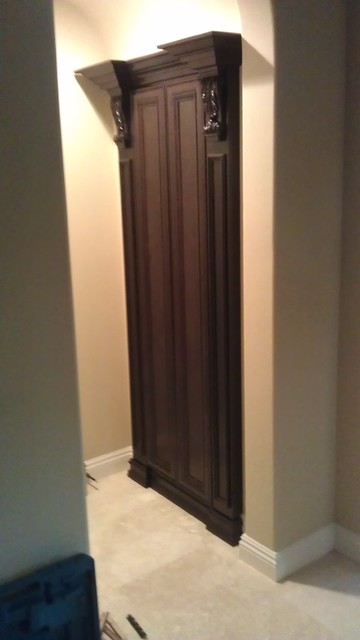 Linen Cabinet traditional