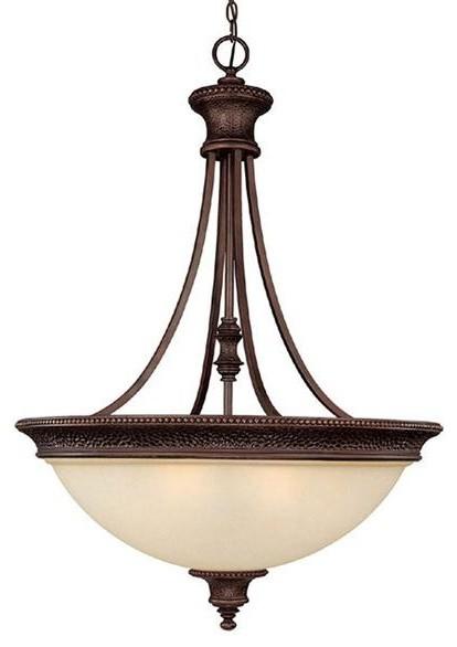Capital Lighting 3565BB 5 Light Pendant Hill House Collection pendant-lighting