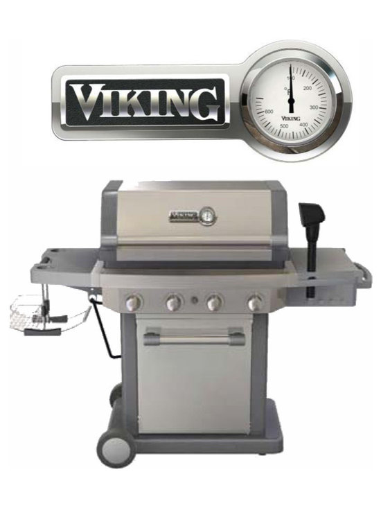 "NEW 30""W Viking Outdoor Grill - Perfect gift for Father's Day – NEW 30""W Viking Outdoor Grill for only $999"