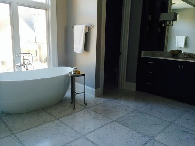 Home improvement - Bathroom Renovation traditional