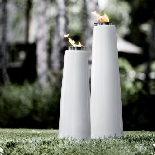 Lighthouse Oil Lamp modern-patio-furniture-and-outdoor-furniture