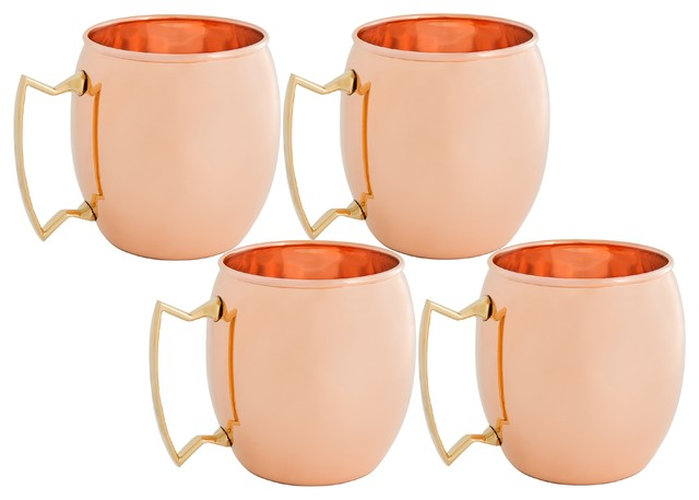 Buy Old Dutch 16-Ounce Moscow Mule Mug in Copper from Bed Bath