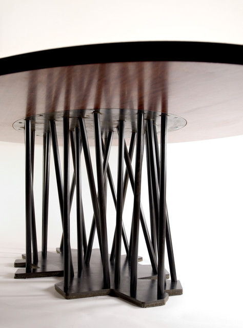 Custom Coffee Table contemporary-coffee-tables