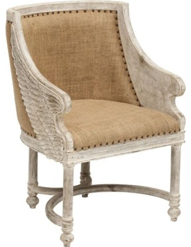 Angel Chair eclectic-armchairs