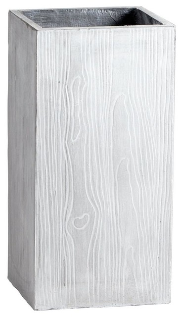 Cyan Lighting-05492-Bluff Dale - 13.75 Inch Large Planter craftsman-home-decor
