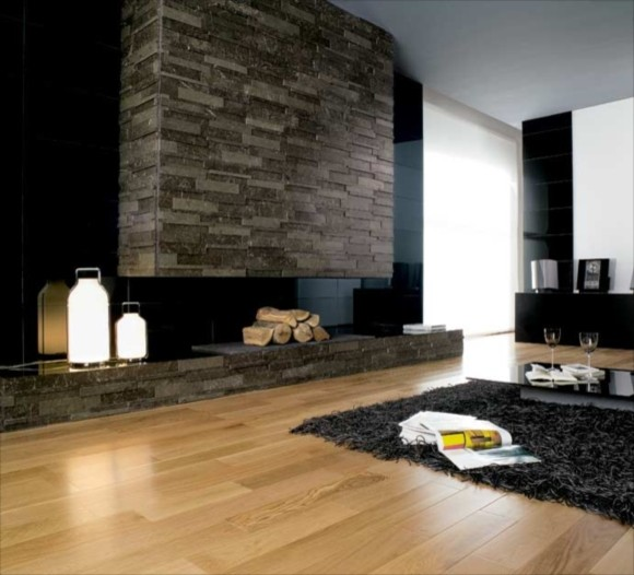 Porcelanosa Tile Strip Habana Brown - modern - tile - san ...