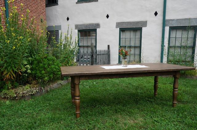 Farm Tables farmhouse-dining-room